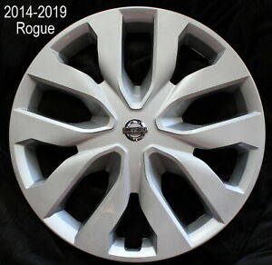 New 1 Replacement Hubcap Fits Nissan Rogue 2014 15 16 17 18 Wheel Cover 519