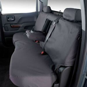 Covercraft Custom Second Row Seat Cover For Nissan 2004 2011 Titan Ss8359