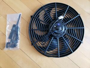 Racing Power rpc R1014 14 Universal Electric Fan 2525 Cfm 12 Volts new