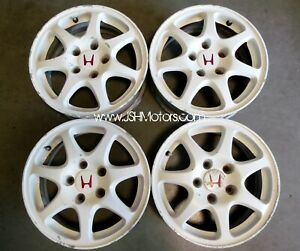 Jdm Honda Civic Ek9 Type R Wheels 5x114 3
