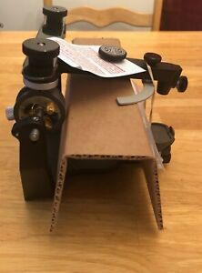 Hanau 183 2 Wide vue Semi adjustable Articulator With Case And Plates