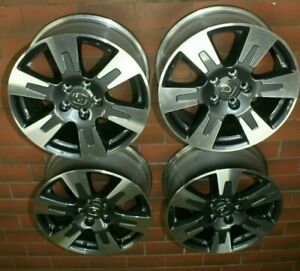 18 Honda Ridgeline 2017 2018 2019 Factory Oem Take Off Rims Set Of 4