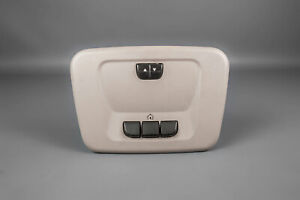 2006 2007 2008 2009 2016 Chevrolet Impala With Sunroof Overhead Console Homelink