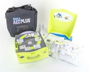 Zoll Aed Plus First Responder Semi automatic Defibrillator Genuine