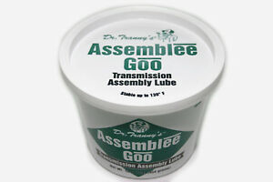 Lubegard Dr Tranny S Assemblee Goo Transmission Assembly Lube Green Rebuild