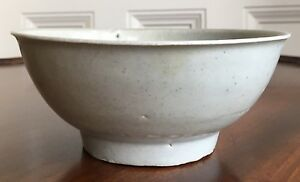 Tek Sing Shipwreck A Chinese Glazed Ceramic Bowl C 1820 With Label