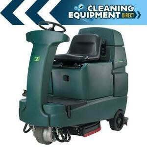 Nobles Ssr 32 Disk Battery Powered Rider Scrubber Refurbished
