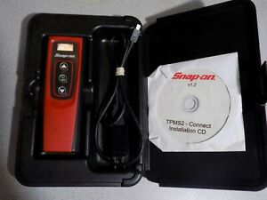 Snap on Tools Tire Pressure Monitoring Tool Model Tpms2 W Case