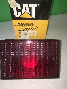 Cat Lamp Pt 107 4401 Caterpillar Signal Assembly Tail Light