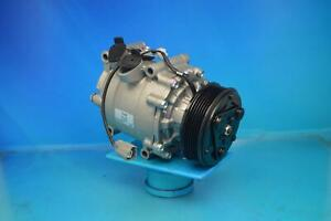 Ac Compressor Fits 2001 2002 Honda Civic 1yw New 77599