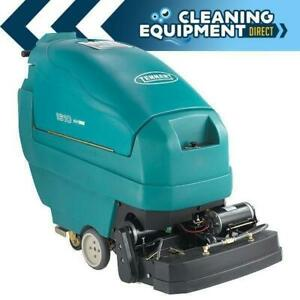 Tennant 1610 Ready Space Battery Walk Behind Carpet Extractor Refurbished