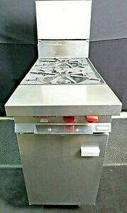 Vulcan Natural Gas 2 Burner Range