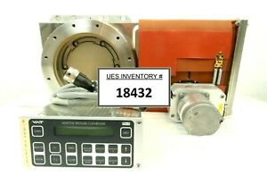 Vat 64246 xe52 1107 Gate Valve And Pm 5 641pm 36pm 0002 Controller Set Lam Fpd