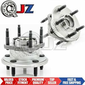 2x 2005 2010 Jeep Grand Cherokee W abs rear Pair Wheel Hub Bearing Assembly