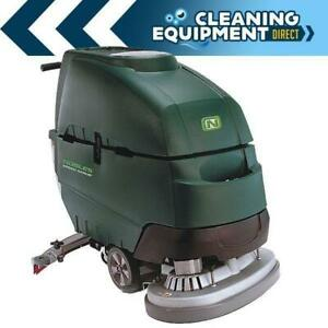 Nobles Ss5 32 Disk Battery Powered Walk behind Scrubber Refurbished