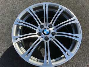 4 Genuine Bmw M3 2008 2013 Wheels Rims Oem Factory Made In Germany
