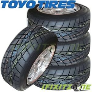 4 Toyo Proxes R1r 205 55r16 91v Extreme Performance Summer Tires