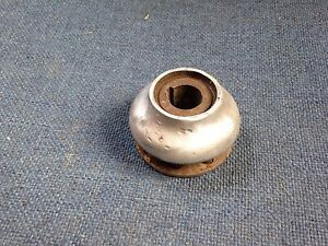 Antique Wood Steering Wheel Center Hub 1910 1912 1914 1916 Dodge Ford Plymouth