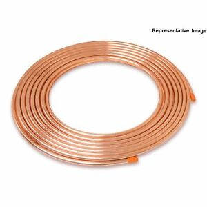 1 2 X 50ft Copper Refrigeration hvac Tubing Coiled Lowest Price On Ebay