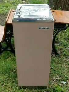 Vintage Sunroc Drinking Fountain Water Cooler Model Gf 14