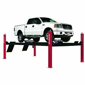 Challenger 4p14efx 14 000 Lbs Capacity Four Post Lift