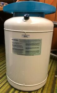 20l Liquid Nitrogen Storage Tank Dewar International Cryogenics Ic 20d