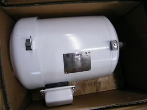 Sterling Electric Motor Dhy752pja m 7 5 Hp 3600 Rpm 230 460 Tefc 213m Dhy752pja