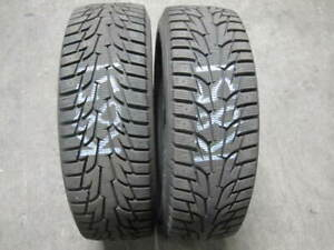 2 Hankook Winter I Pike Rs 205 65 16 205 65 16 205 65r16 Tires K851 10 32