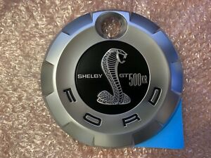 New Genuine Ford Shelby Mustang 2008 2009 Gt500kr Faux Gas Fuel Cap