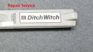 Ditch Witch Locator repair Services