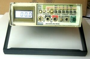 Fluke 8012a Multimeter