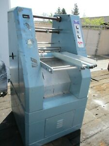 Rollem Auto 4 Type Numbering perforating N Scoring Unit_as described_30 day M b