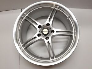Axis Sport Xgt Wheel Silver With Machined Lip 19x8 5 5x120 Et45 C Nla