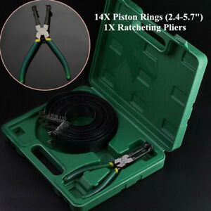 Carbon Steel Car Repair Tools Piston Ring Disassembly Widening Assembly Pliers