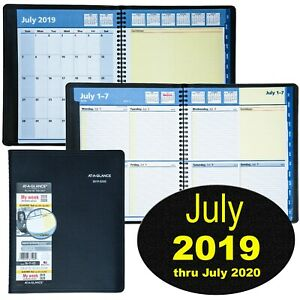 At a glance 76 11 July 2019 Quicknotes Weekly Monthly Appointment Book 8 X 9 7 8