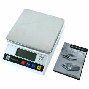 5kgx0 1g Electronic Digital Scale Lab Balance Weighing Industrial Scale