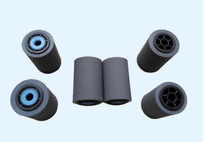 3 Set New Adf Pickup Roller Set Compatible For Xerox 4110 4112 4127 4595 1100 95