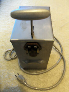 Edlund 203 Two speed Tabletop Electric Can Opener 115v