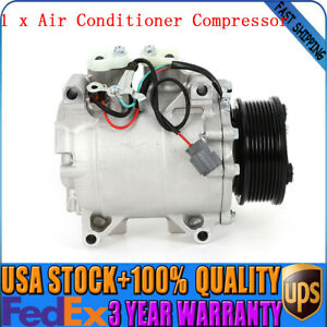 Ac Air Conditioner Compressor Clutch Full Kit For 2004 2008 Acura Tsx 2 4l New
