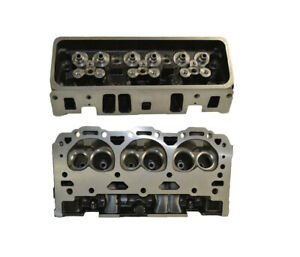 Engine Cylinder Head vin W Ohv Vortec 12 Valves Itm 60 5043