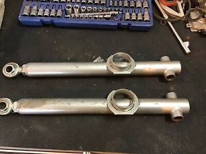 Ford Mustang 79 04 Adjustable Lower Control Arms Spherical Ends