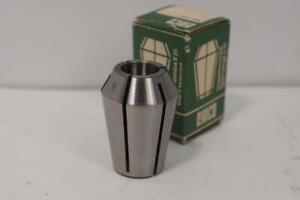 New Emco Schaublin Swiss E 25 12mm Collet For Emco Maximat Mill Or Lathe