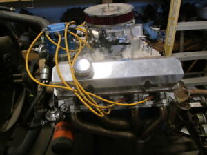 Ford Fe 428 Cobra Jet Clone Engine Strong As A 427 Side Oiler