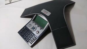 Lot Of 2 Cisco Ip Conference Station 7937 cp 7937g Speaker Phone S Fast Ship