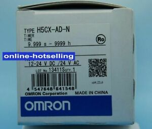 1pc Brand New In Box Omron H5cx ad n H5cxadn