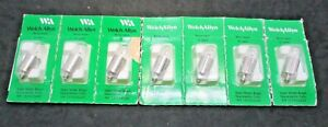 Welch Allyn 04100 Replacement Bulbs Lot Of 7 New