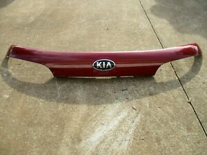 2014 2015 Kia Sorento Lift Gate Trunk Trim Molding Garnish Oem 87311 1u510