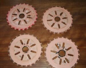 Four Ih Planter Seed Plates Lustran C9 24 Corn International Harvester 480 190