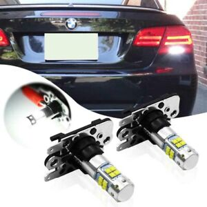 Extreme Bright Led Bulbs Backup Reverse Lights For Bmw Lci E92 E93 Audi A7 S7