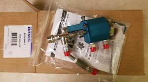 Binks 43pa Gun L tip 6370 0001 1 Automatic Plural Component Airless Spray New